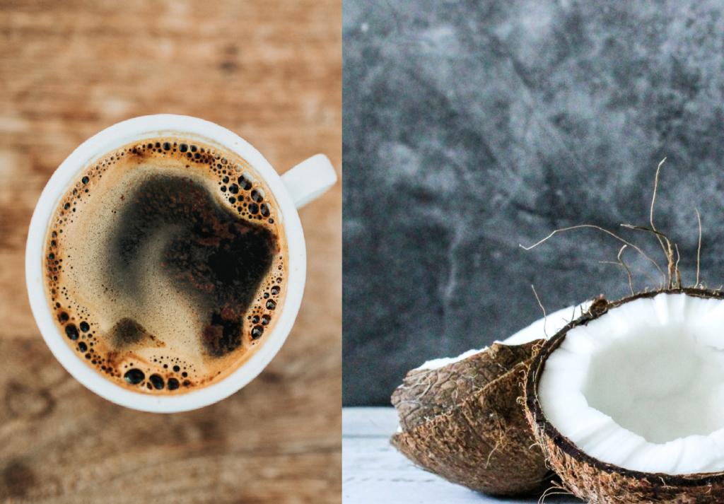 coconut coffee cupcake recipe