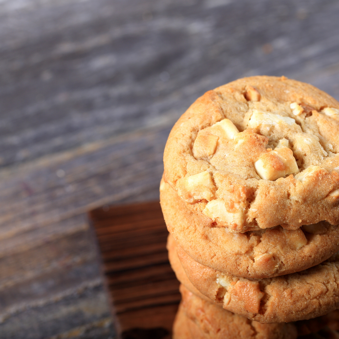 white chocolate cookie recipe